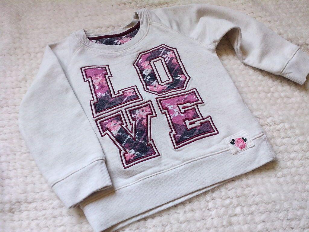 Bluza 2 3 Lata Sweatshirts Graphic Sweatshirt Sweaters