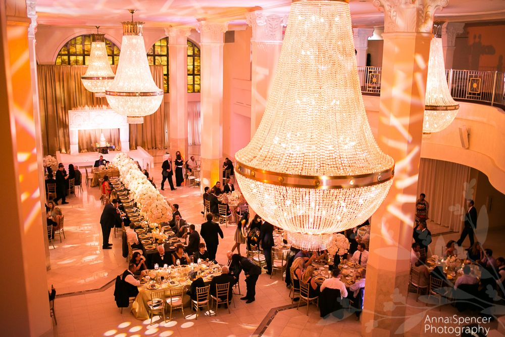 Atlanta wedding ceremony reception venue 200 Peachtree