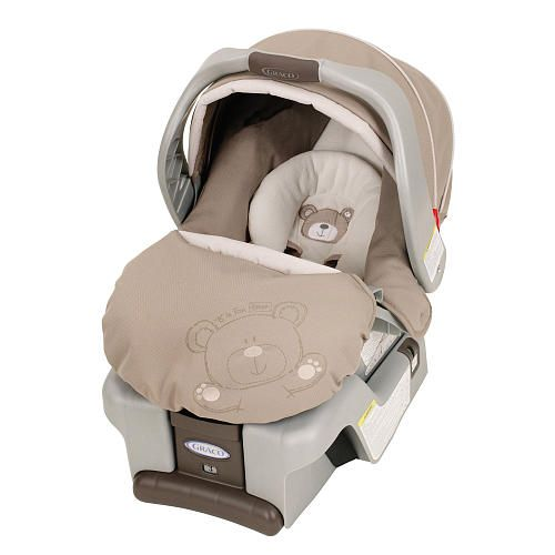 Graco SnugRide 30 Infant Car Seat - B is for Bear - Graco - Babies