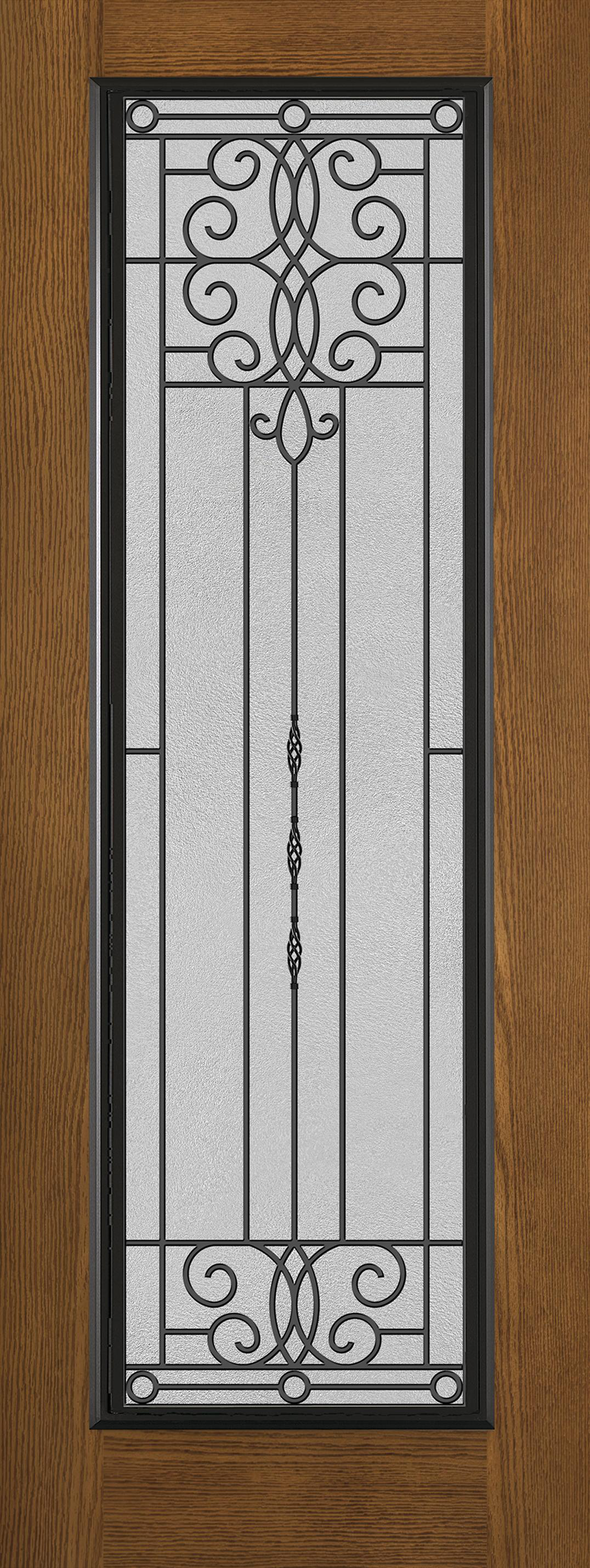 Design pro fiberglass glass panel exterior door jeld wen doors design pro fiberglass glass panel exterior door jeld wen doors windows eventelaan Gallery