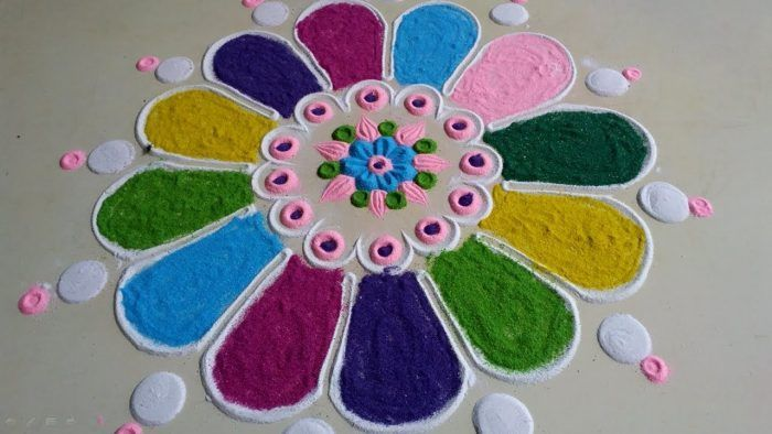 Beautiful Indian Diwali Rangoli Designs :Awesome Patterns to Create in Diwali 2019,Show your love for colours in Happy Diwali 2019 to welcome Goddess Laksmi #rangolidesignsdiwali Beautiful Indian Diwali Rangoli Designs :Awesome Patterns to Create in Diwali 2019,Show your love for colours in Happy Diwali 2019 to welcome Goddess Laksmi #rangolidesignsdiwali
