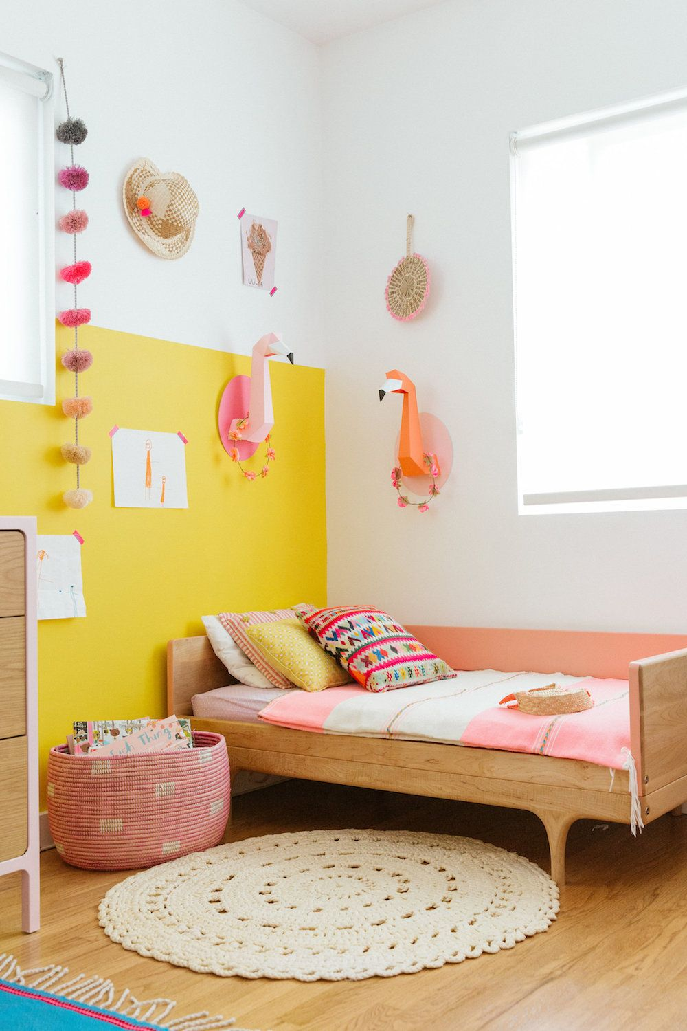 Kids Furniture A Colorful Home In Venice Beach Little Pinterest Room