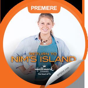 Steffie Doll's Return to Nim's Island Premiere Sticker   GetGlue