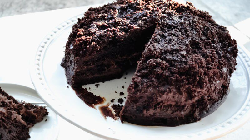 We Made the Famous Brooklyn Blackout Cake Recipe Taste