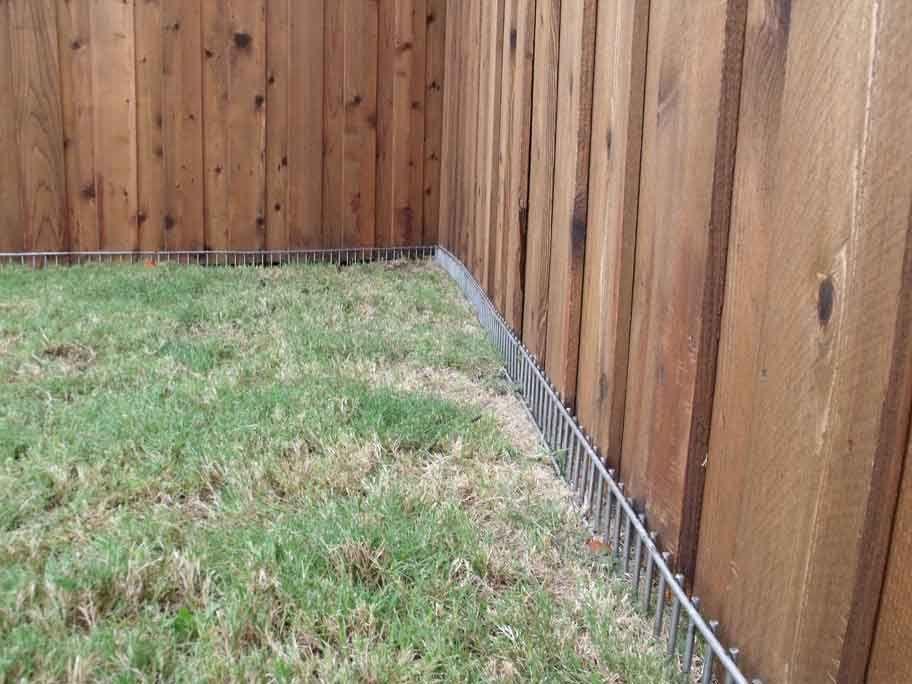 Dig defence xl model backyard fences backyard dog