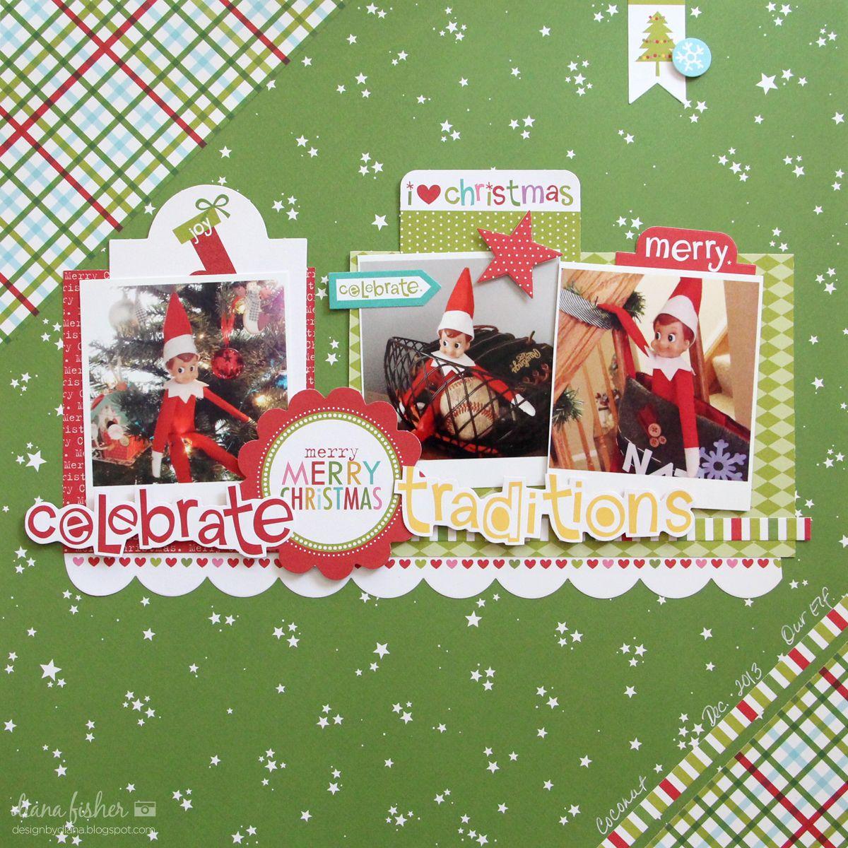 Celebrate Traditions *Bella Blvd* - Scrapbook.com - Scrap the family ...