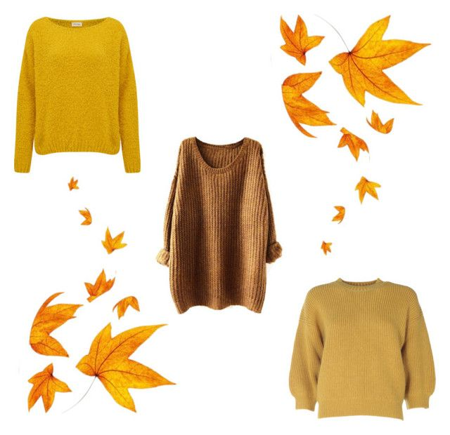 """""""Autumn Jumpers"""" by acciona-lumoson ❤ liked on Polyvore featuring American Vintage and 3.1 Phillip Lim"""