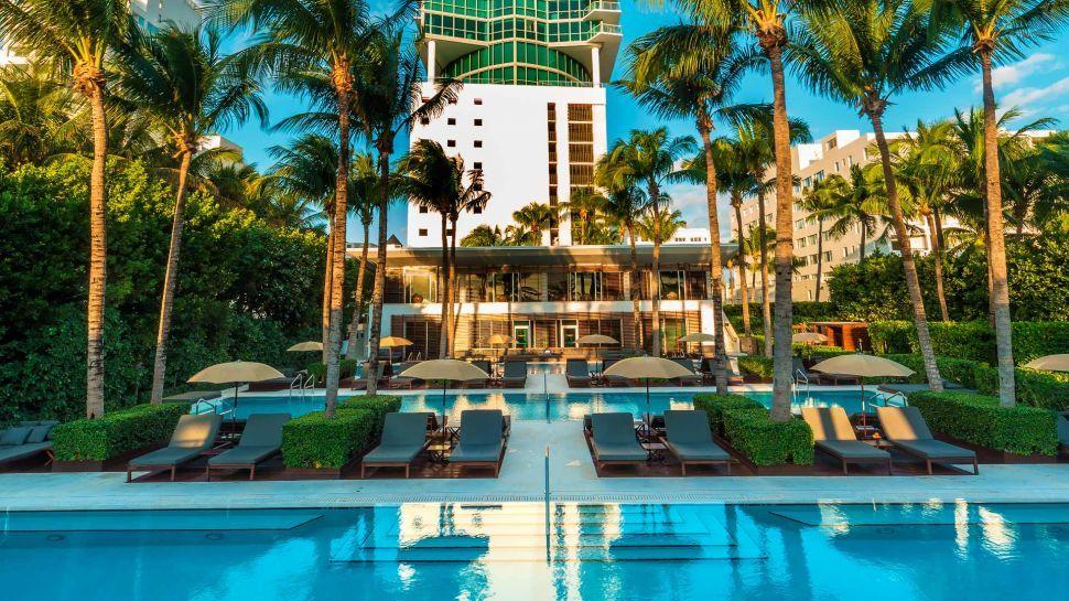 The Setai Hotel Adds Glamour To Miami S South Beach