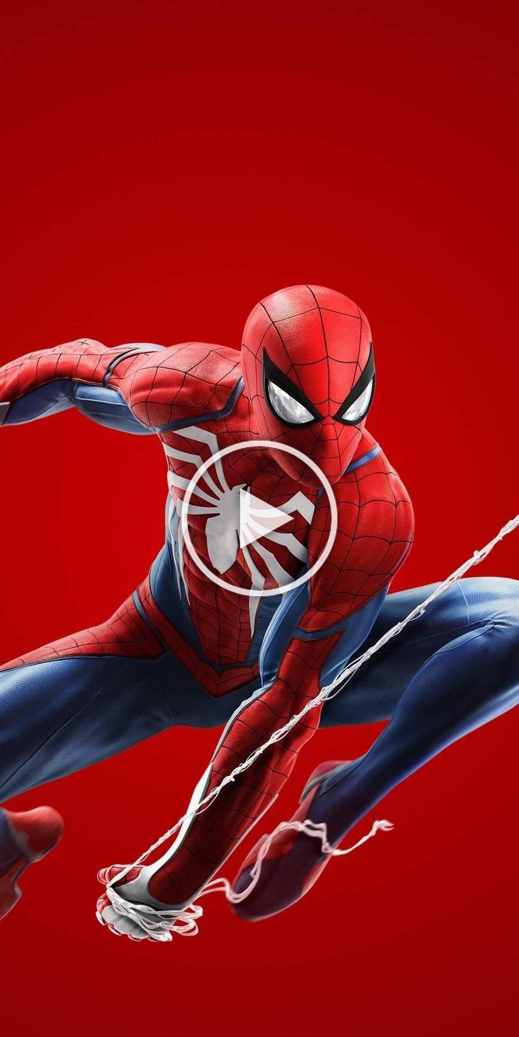 Spider Man Video Game Wallpaper