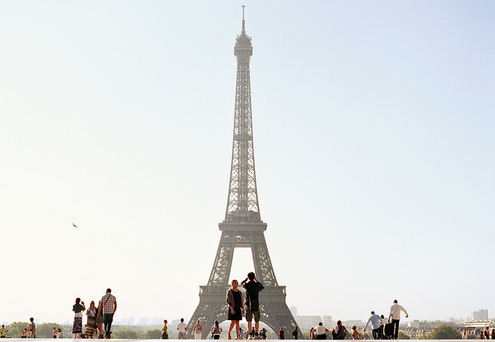 Eiffel Tower, Paris, France, my dream
