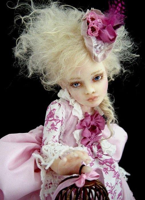 картинки авторских кукол представители семьи абаш