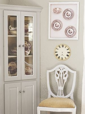 It Doesn't Have To Take Months To Make Over Something In Your Home Amazing Unfinished Corner Cabinets For Dining Room Decorating Design