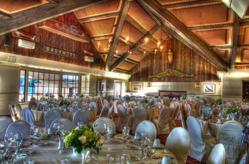 River room wedding reception at latitude 41 restaurant tying river room wedding reception at latitude 41 restaurant junglespirit Image collections
