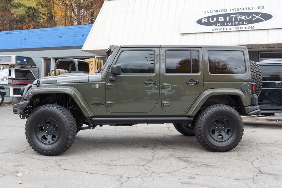 2014 Jeep Wrangler Willys Wheeler Jeep wrangler diesel