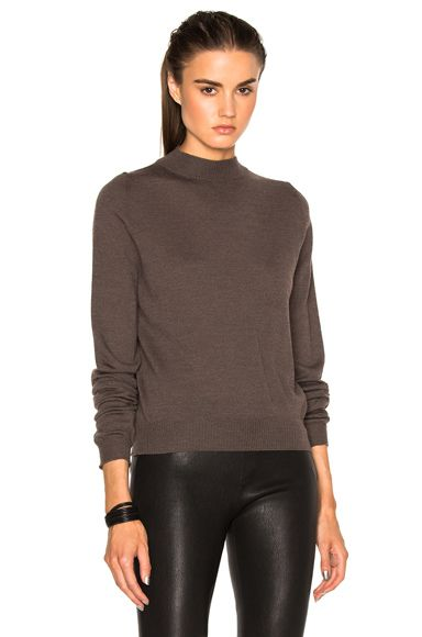 Biker Lupetto Sweater