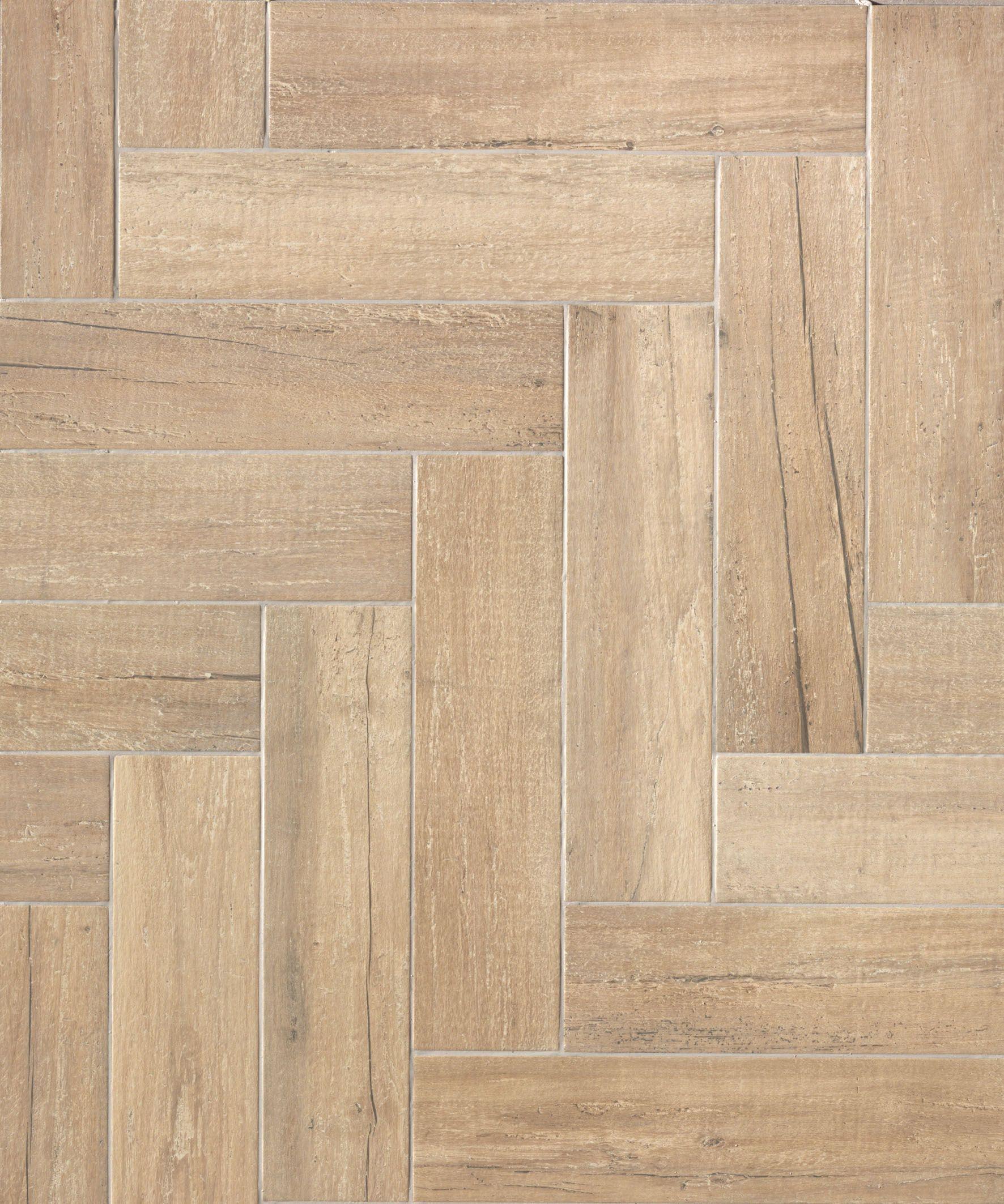 Vintage by ceramica serenissima wood look tile flooring for Wood floor looking tile