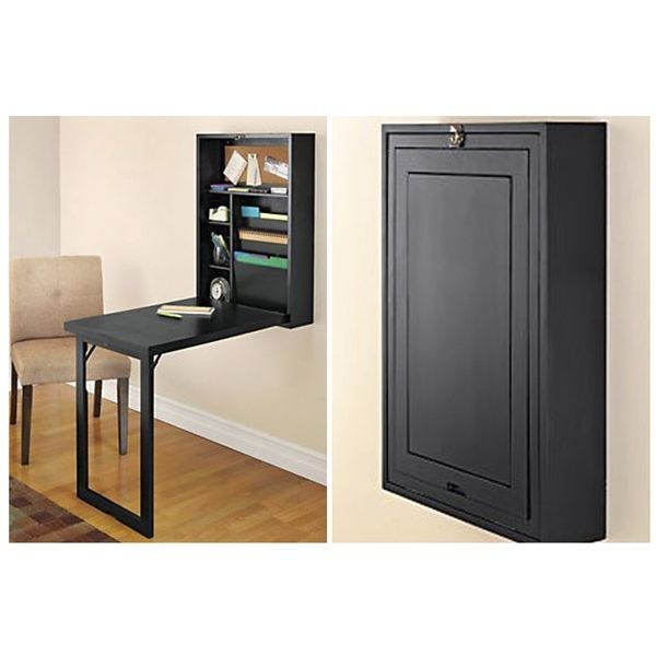 armoire bureau escamotable rabattre le bureau pinte. Black Bedroom Furniture Sets. Home Design Ideas