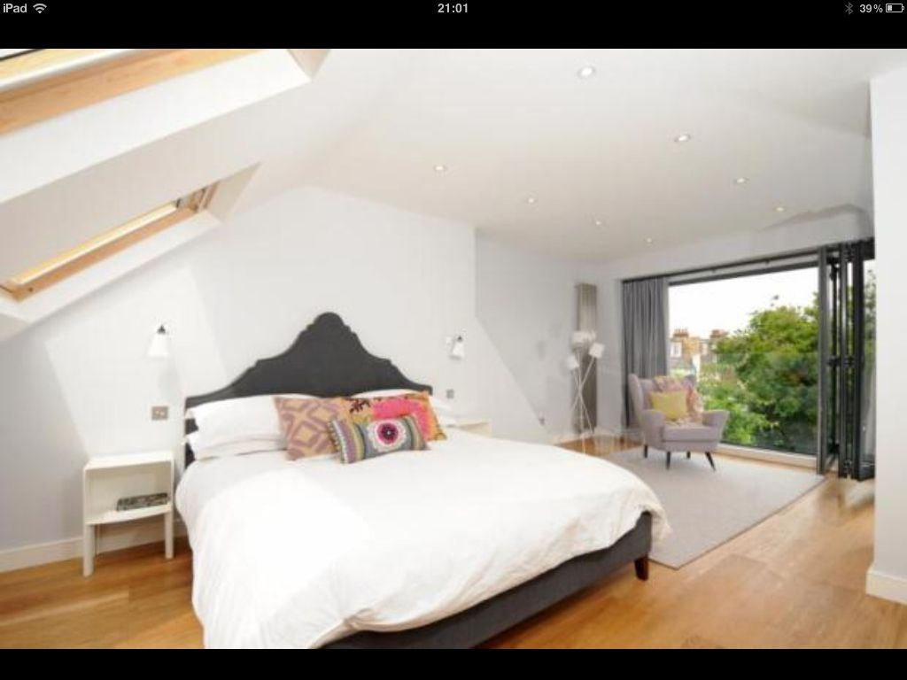 Bedroom ideas for loft rooms  Loft room  OD attic  Pinterest  Loft room Lofts and Room
