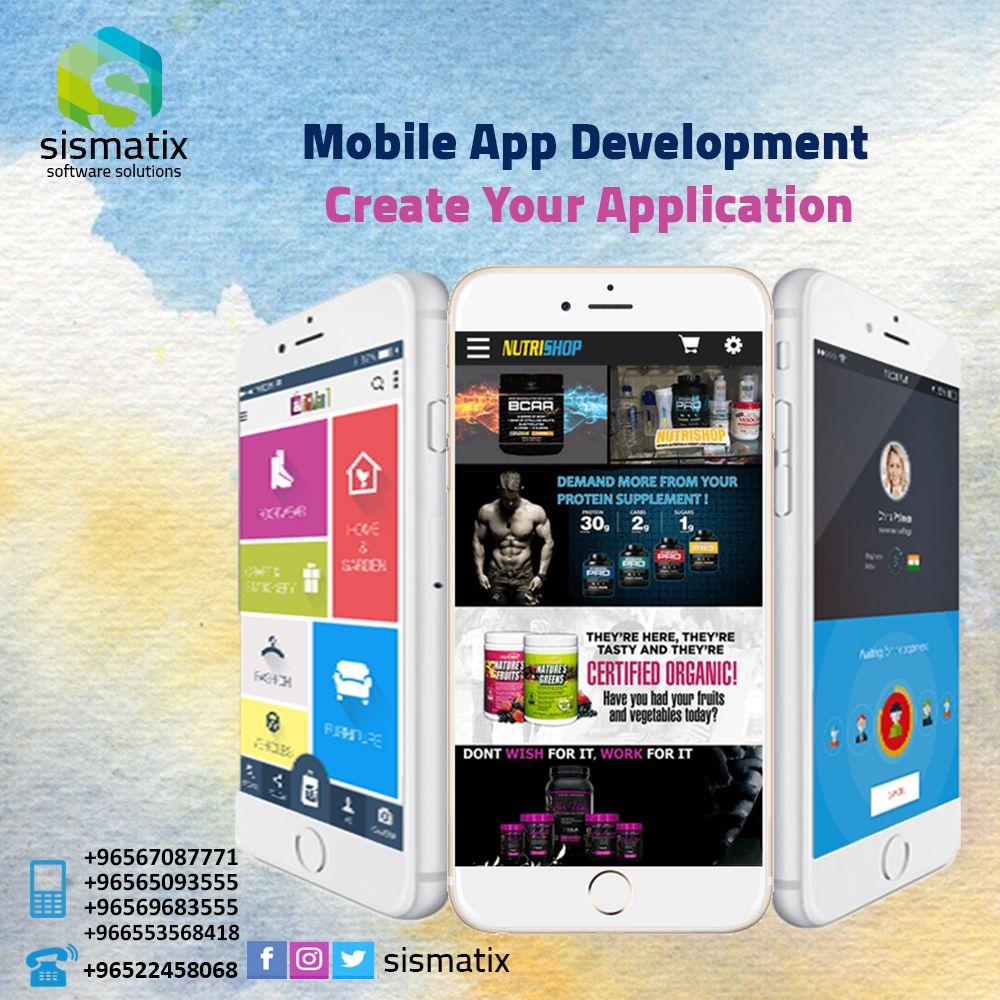 شركة سيسماتكس (With images) App development software