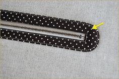 ★最終回★ 飾り布つきポケット 縫い方