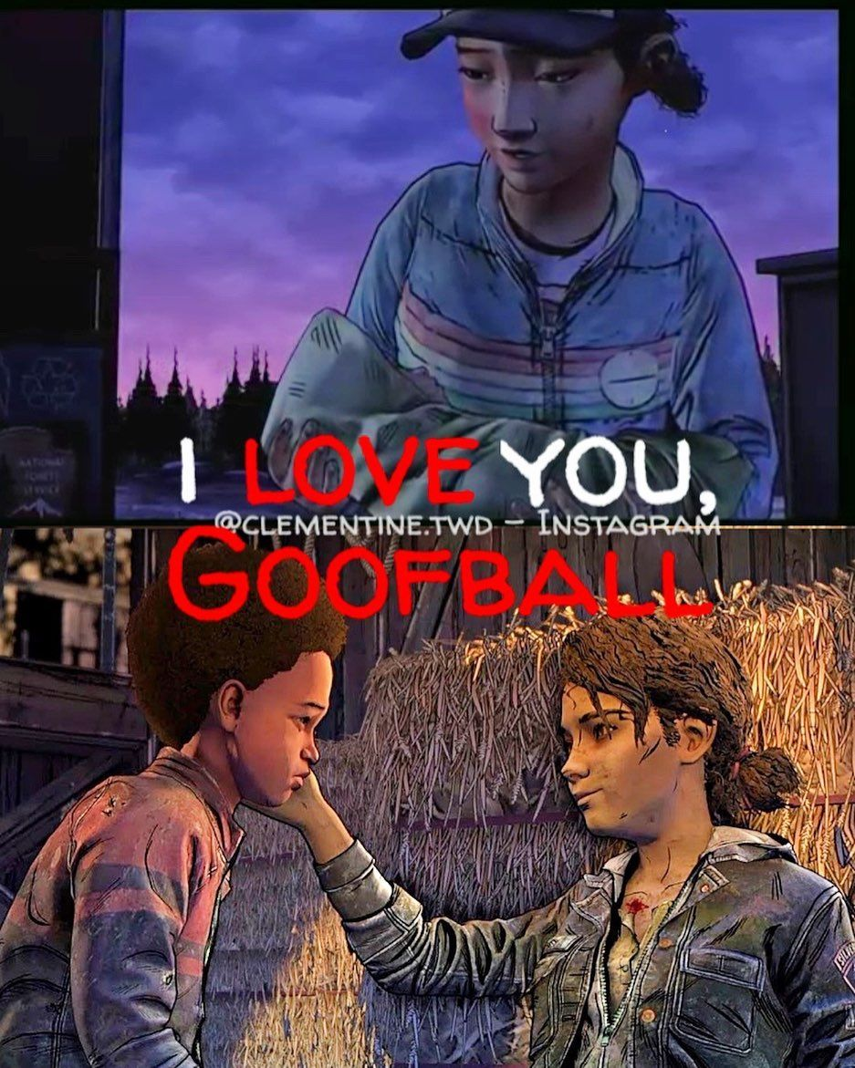 Pin On Clementine The Walking Dead Ellie The Last Of Us