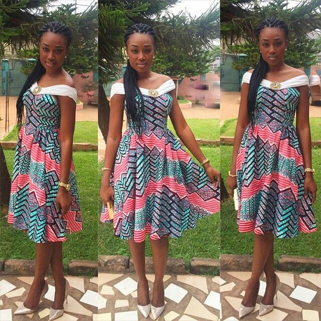 WHAT TO WEAR TO CHURCH: THE ANKARA EDITION