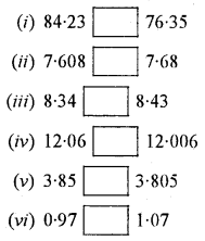 RS Aggarwal Class 6 Solutions Chapter 7 Decimals Ex 7A 6