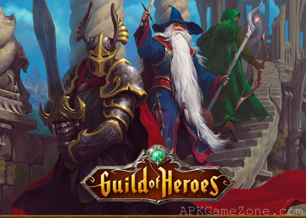 Guild of Heroes VIP Mod Download APK Fantasy rpg