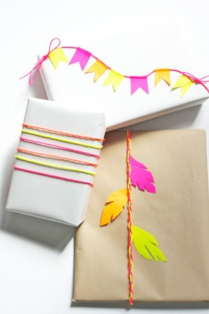 thats a wrap diy ideas for gift packaging and wrapped thats a wrap diy ideas for gift packaging and wrapped presents neon wedding negle Choice Image