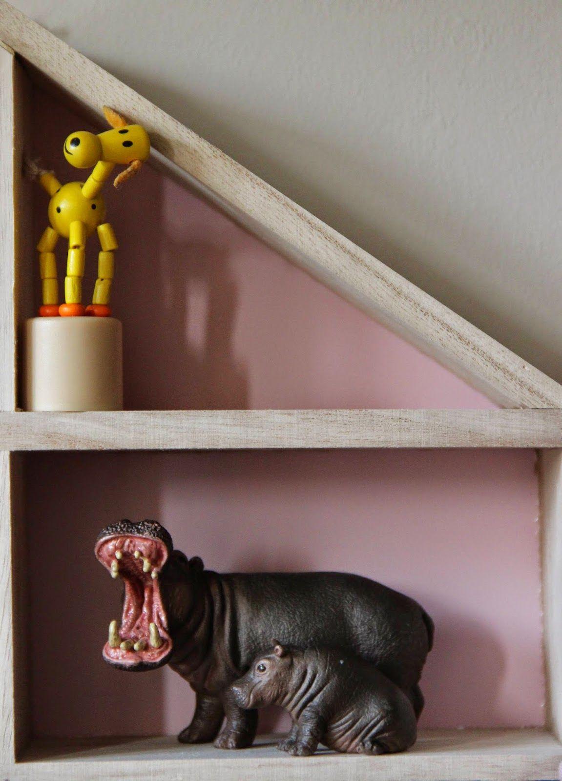 Ordnung im Kinderzimmer  http://zeitschriftenwurm.blogspot.de/2015/01/ordnung-im-kinderzimmer.html  #bloomingville #schleich #schleichtiere