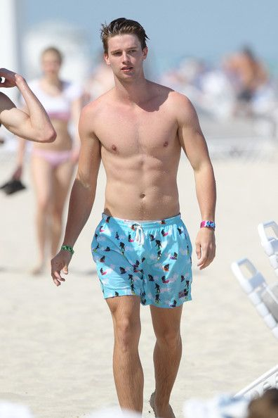 patrick schwarzenegger mother
