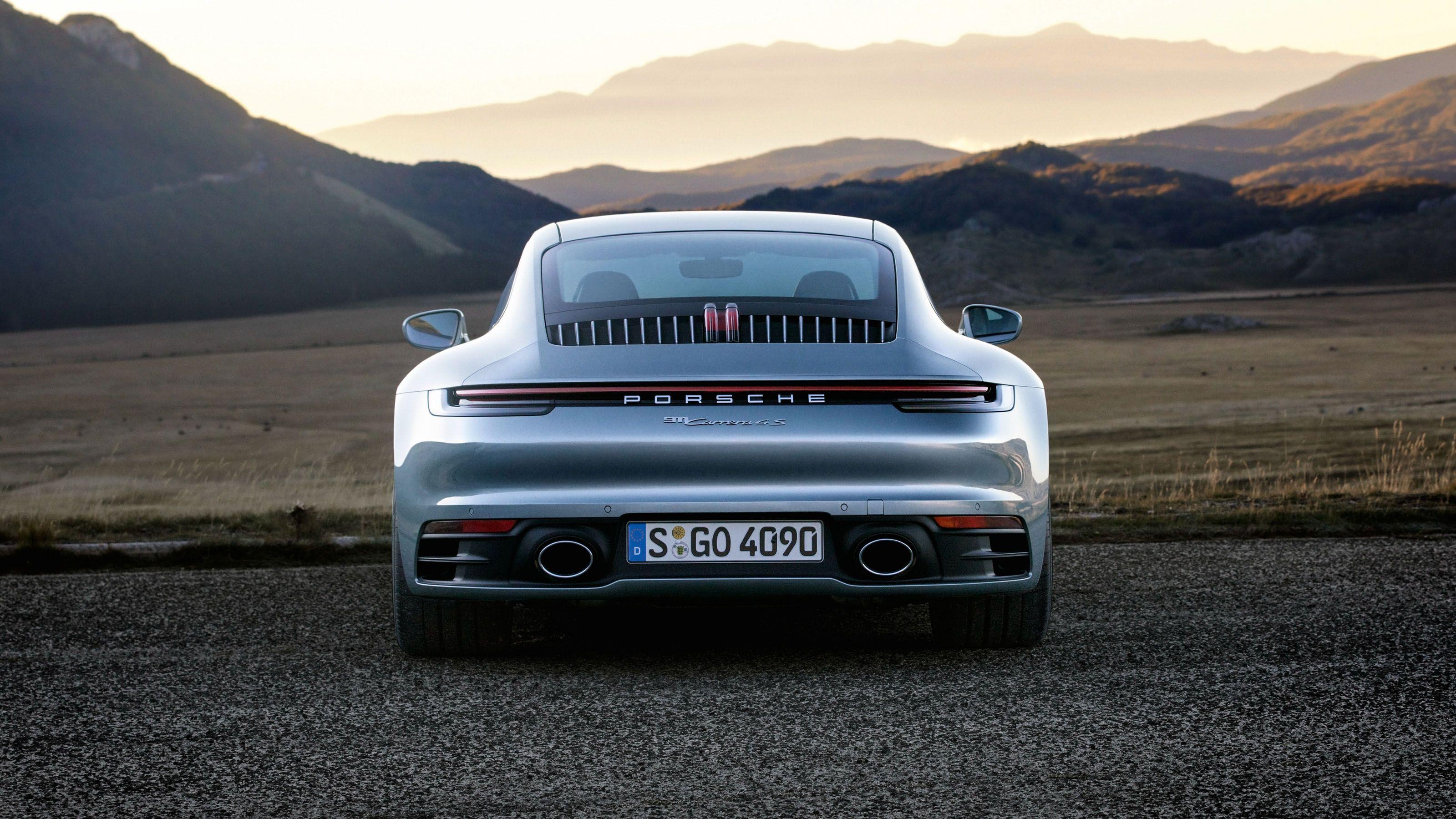Porsche 992 Porsche 911 Porsche Twin Turbo
