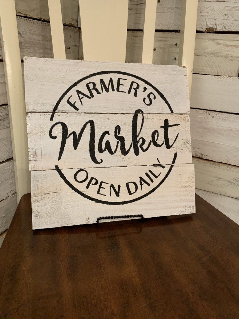 Premium Diy Woodworking Table Woodworkingmachines Barnwoodprojects Farmers Market Decor Barn Wood Signs Farmers Market Sign