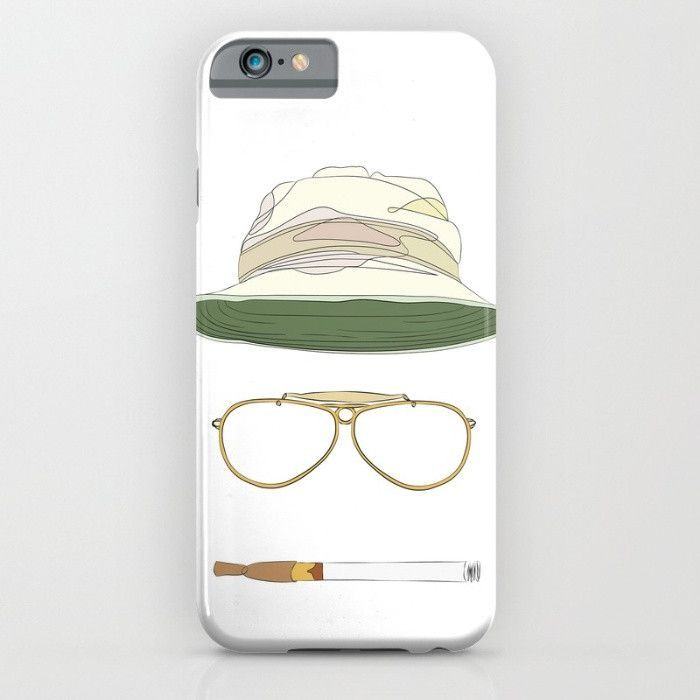 Movie Icons Fear And Loathing In Las Vegas for iPhone 6 Case