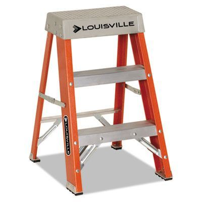 Fiberglass Heavy Duty Step Ladder 26 Metal Step Stool Ladder
