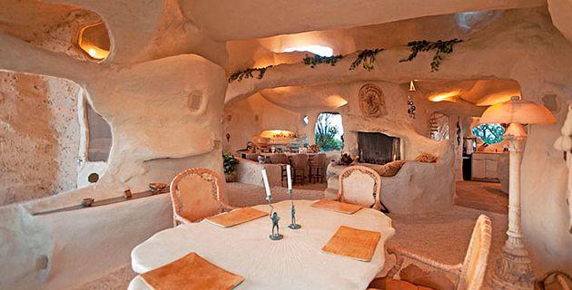 The Real Flintstones House Flintstone House Unusual Homes