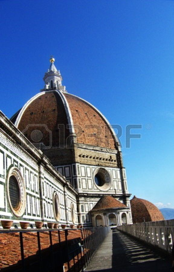 Detail of the Cathedral of Florence