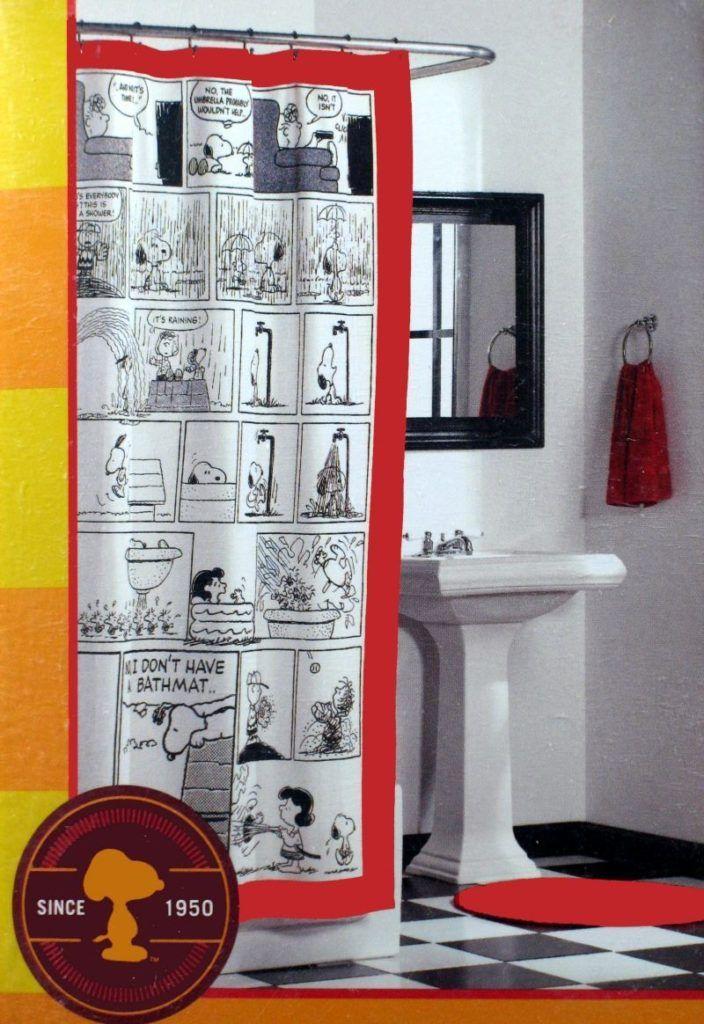 Machine Washable Fabric Shower Curtain | Shower Curtain ...