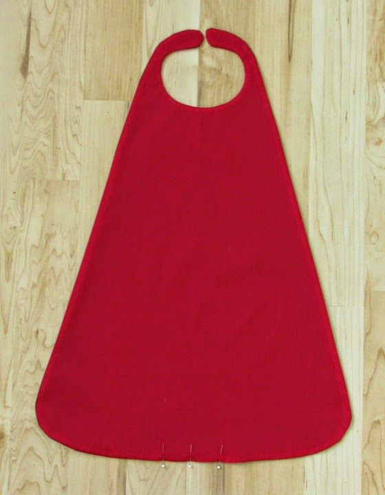 Super Cape SUPER Easy Just Made Little A One Tonight Sewing Magnificent Kids Cape Pattern