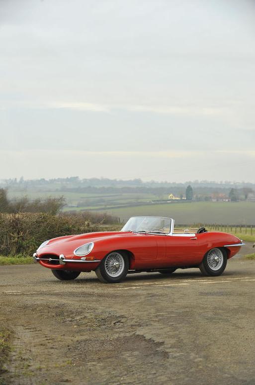 La Velocita' — torqueingmag: 1961 Jaguar Type E Series 1...