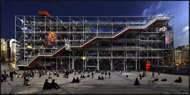 OCHO ESCALERAS, ONCE ARQUITECTOS. Del Palacio Itamaraty en Brasilia al Centro Georges Pompidou de París | sanahuja & partners
