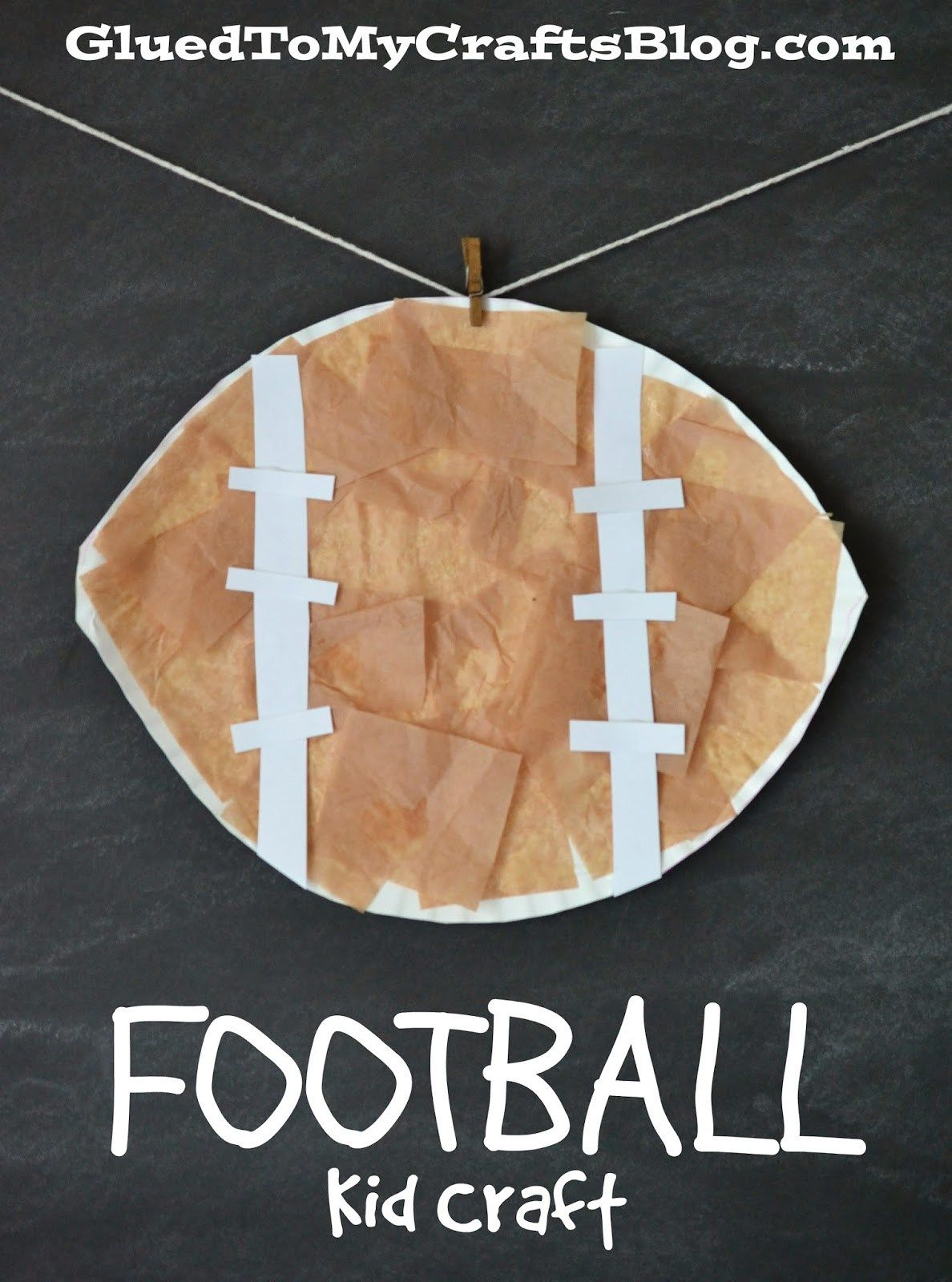 Football Activities For 2 4 Year Olds Crafts For