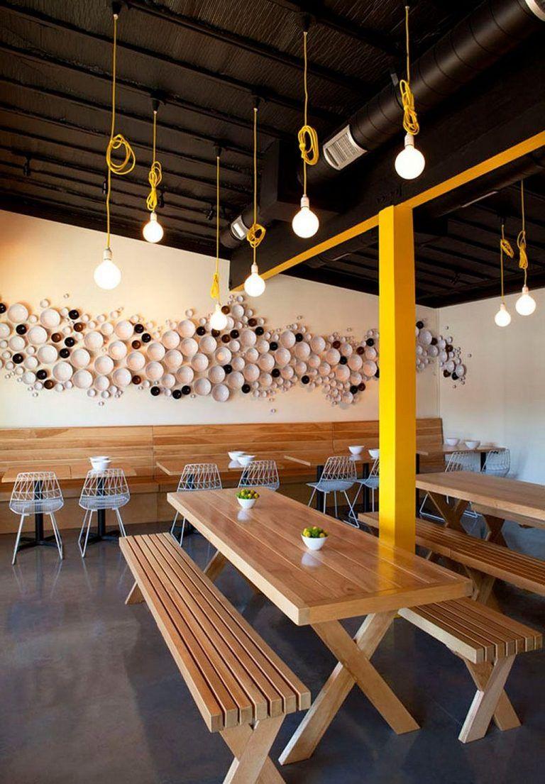 Cafe Interior Ideas Creative 27 Small Restaurant Design Cafe Bar Design Restaurant Decor