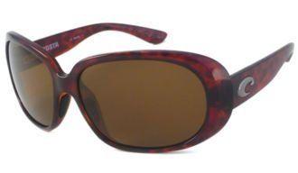 8758dd56fd Costa Del Mar Sunglasses - Hammock- Glass   Frame  Tortoise Lens  Polarized  Dark Amber 400 Glass Costa Del Mar.  158.99