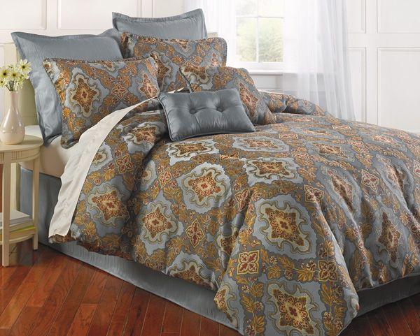 sahara euro sham | comforter, bedspread and color palate