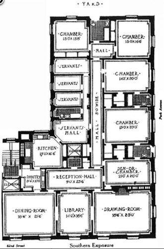 The 35 biggest juiciest most bonkers floorplans of 2013 for Servant quarters designs
