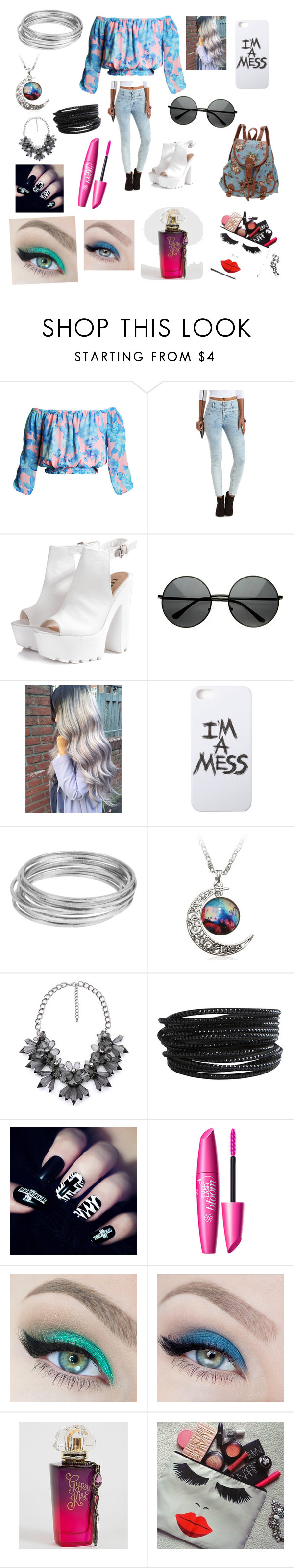 """""""!!!mαll!!"""" by trust-kashmir ❤ liked on Polyvore featuring Refuge, Glamorous, MLC Eyewear, LAUREN MOSHI, Worthington, Pieces and Holy Ghost"""