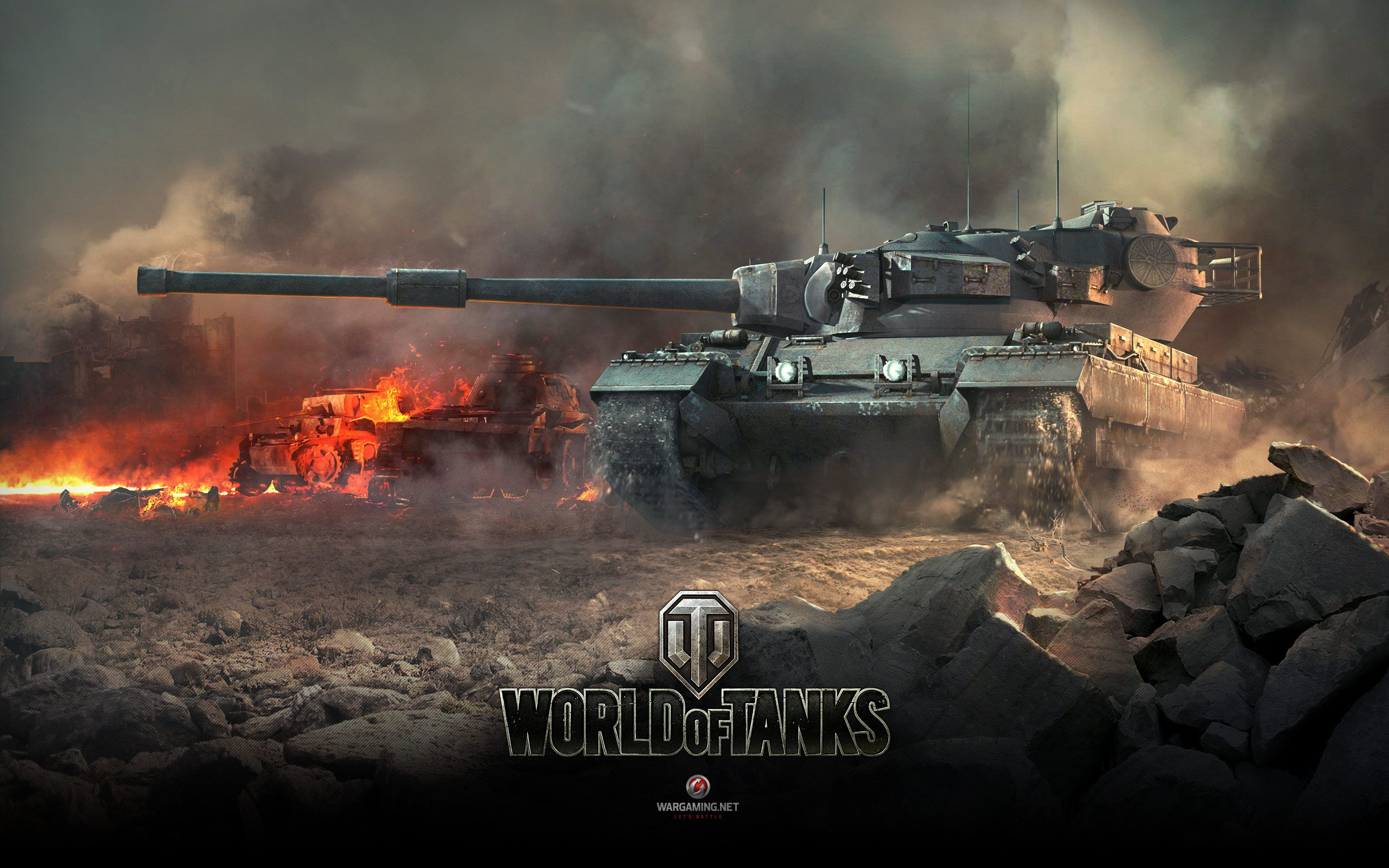 TE World of Tanks Wallpaper