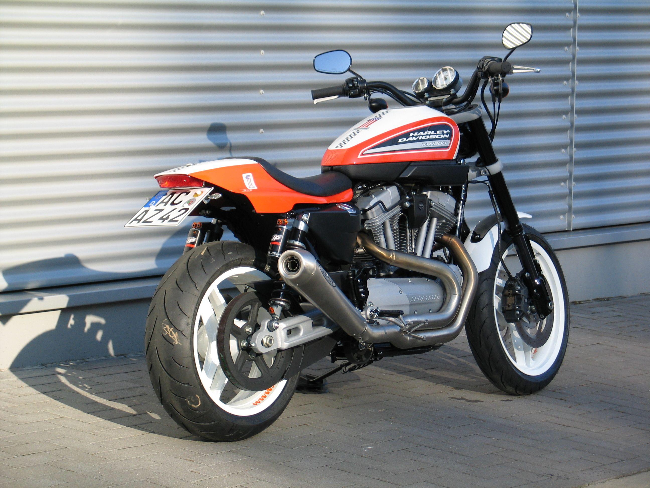 Harley-Davidson XR1200 #10 | bikes | Pinterest | Harley davidson ...
