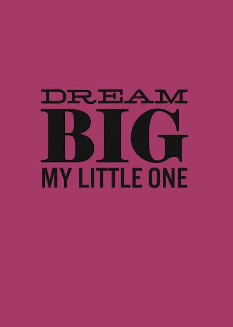 Strive: Dream Big Little One Freebie